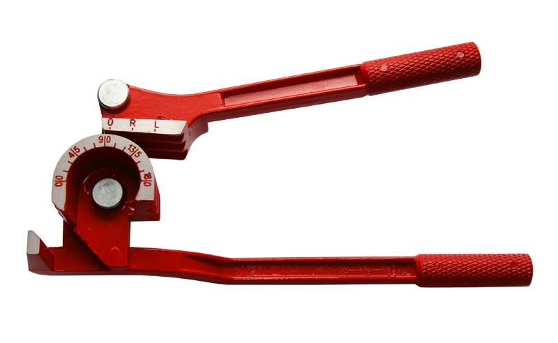 Трубогиб для медной трубы